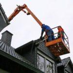 Einsatzgebiet Dacharbeiten