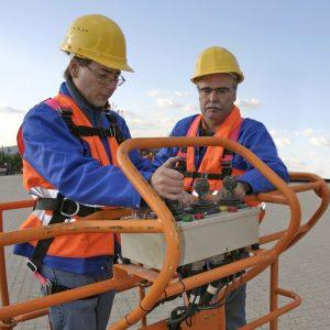 Pregătirea operatorilor IPAF