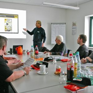 Theorie IPAF Schulung