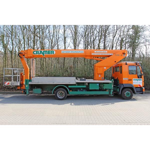 Lkw-Steiger T 26 K Ruthmann zum Kauf