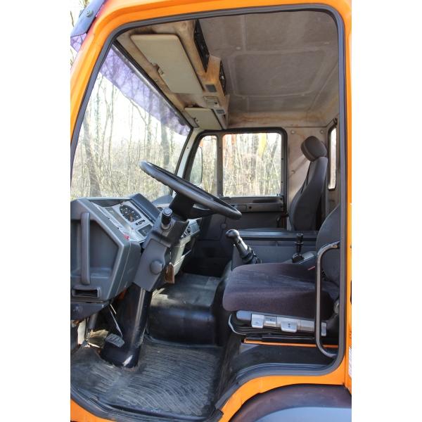 Fahrerkabine T 17 K