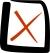 Rouge: la plate-forme de travail ne peut pas être utilisée