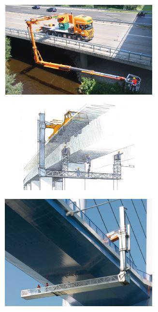 Stellenangebot Fahrer Brückenuntersichtgeräte